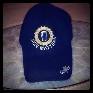Guinness Ball Cap   One Size Fits Most